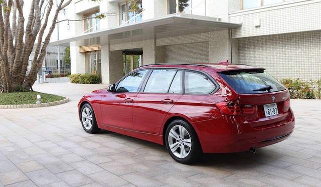 <strong>BMW 320d BluePerformance Touring|ビー・エム・ダブリュー 320d ブルーパフォーマンス ツーリング </strong>
