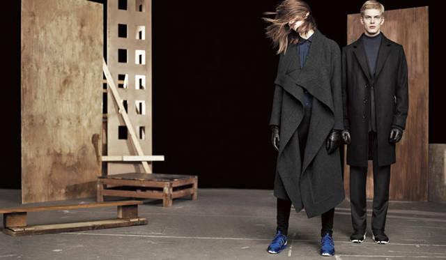 「adidas SLVR」2012-13年秋冬コレクション