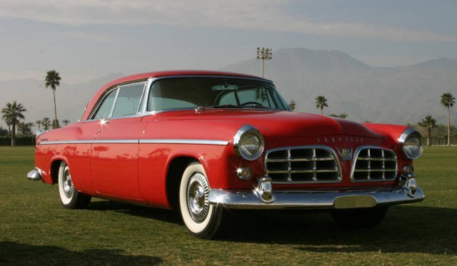 <strong>Chrysler 300 Sport Coupe(1955)|クライスラー 300 スポーツクーペ(1955年)</strong>
