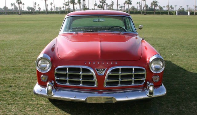 <strong>Chrysler 300 Sport Coupe(1955) クライスラー 300 スポーツクーペ(1955年)</strong>