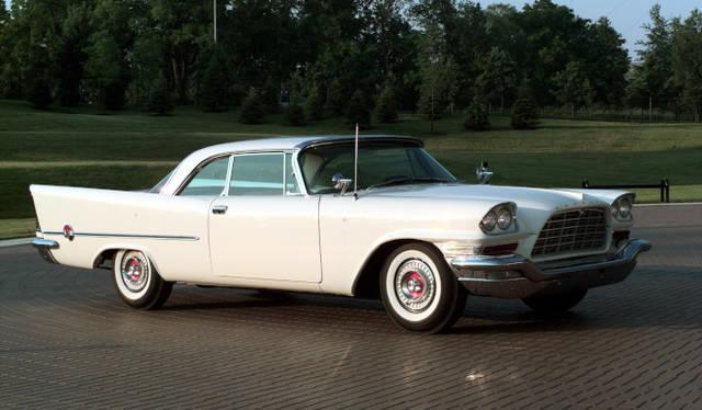 <strong>Chrysler 300C(1957)|クライスラー 300C(1957年)</strong>