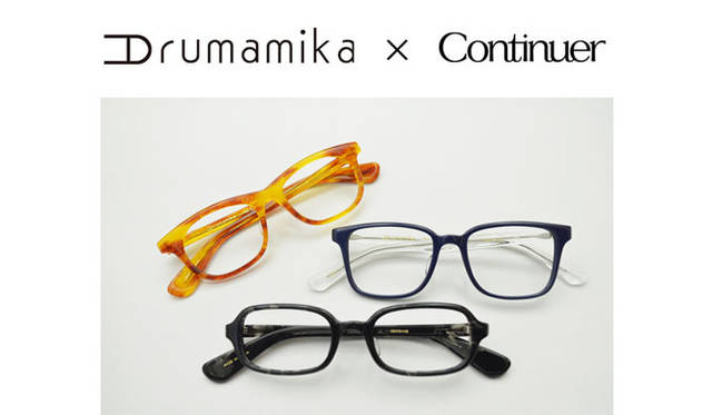 <strong>Continuer|コンティニュエ</strong> 「Continuer 10th ANNIVERSARY FAIR」 Arumamika別注
