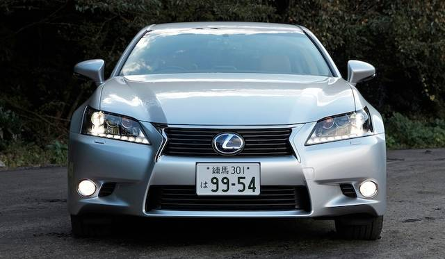 <strong>Lexus GS450h|レクサス GS450h</strong>