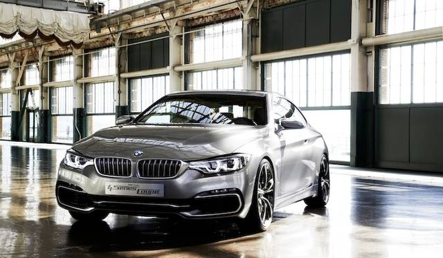 <strong>BMW Concept 4 Series Coupe|ビー・エム・ダブリュー 4シリーズ クーペ</strong>