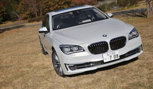 <strong>BMW 740i|ビー・エム・ダブリュー 740i</strong>