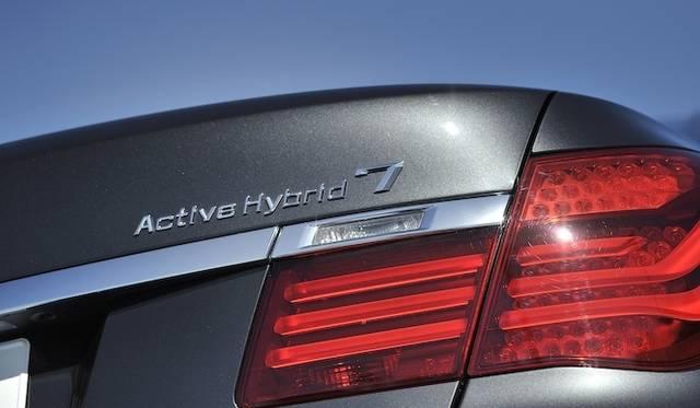 <strong>BMW ActiveHybrid 7 M Sport Package|ビー・エム・ダブリュー アクティブハイブリッド7 Mスポーツパッケージ</strong>