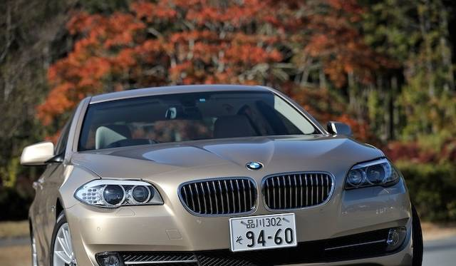 <strong>BMW 523d BluePerformance|ビー・エム・ダブリュー 523d ブルーパフォーマンス</strong>