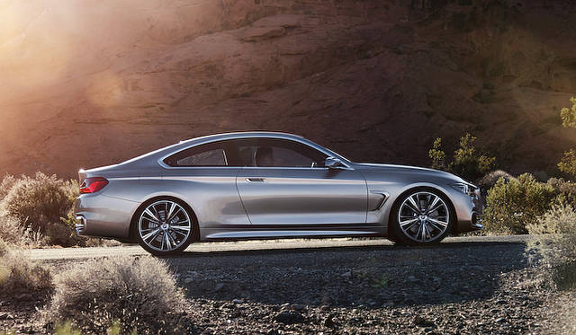 <strong>BMW Concept 4 Series Coupe|ビー・エム・ダブリュー コンセプト 4シリーズ クーペ</strong>