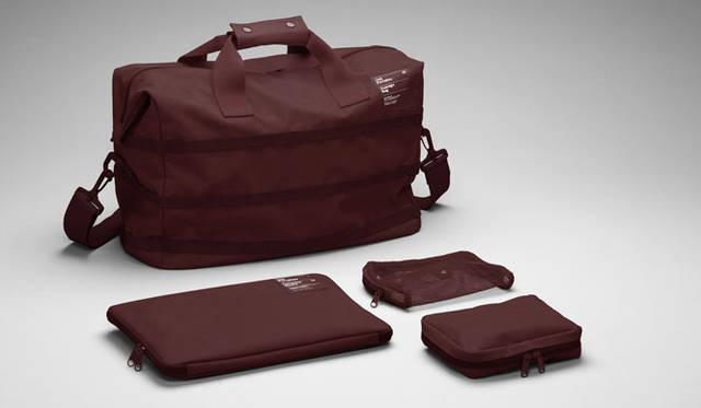 <strong>Unit Portables|ユニット・ポータブルズ</strong> オーバーナイトバッグ1万6000円