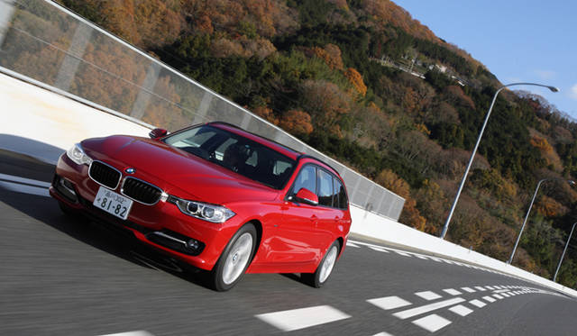 <strong>BMW 320d BluePerformance Touring Sport|ビー・エム・ダブリュー 320d ブルーパフォーマンス ツーリング スポーツ</strong><br />