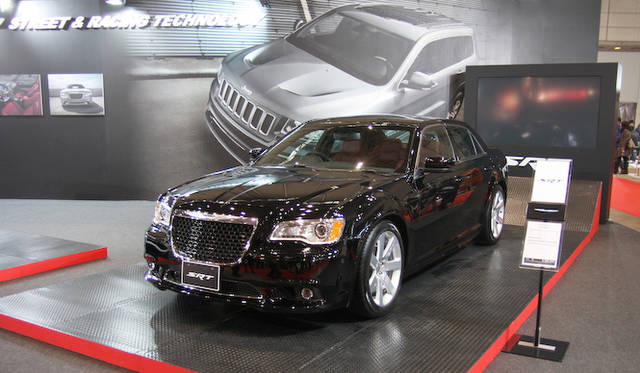 <strong>Chrysler 300 SRT8|クライスラー 300 SRT8</strong>