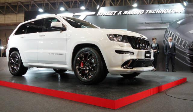<strong>Jeep Grand Cherokee SRT8 Alpine|ジープ グランドチェロキー SRT8 アルパイン</strong>