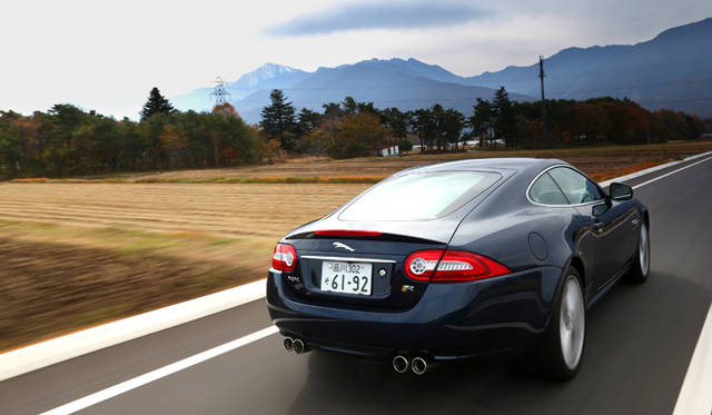 <strong>Jaguar XKR Coupe|ジャガー XKR クーペ</strong>