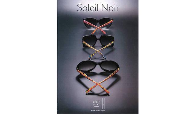 サングラス「Soleil Noil」