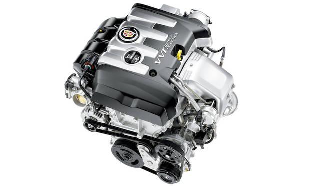 エンジンは最高出力203kW(276ps)を発揮する、新型2リッター直噴ターボ。 ※写真は、日本で販売されるモデルとは細部で異なる場合があります