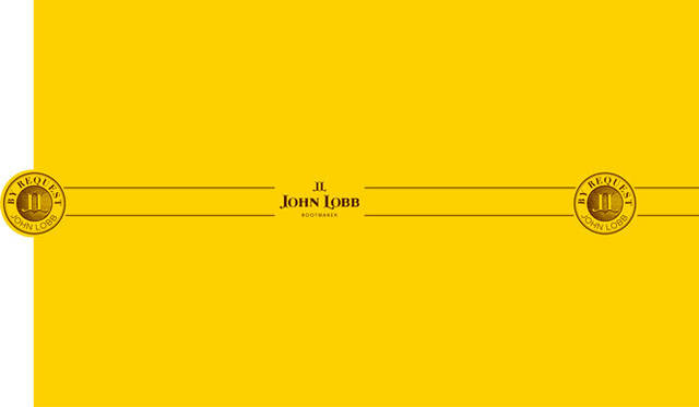 <strong>JOHN LOBB|ジョンロブ</strong> 2013年「BY REQUESTフェア」