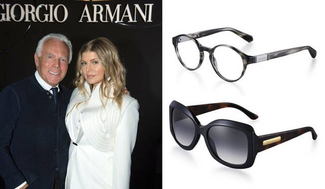 <strong>MIRARI JAPAN ミラリ ジャパン</strong> ミラノファッションウィーク Giorgio ArmaniとFergie