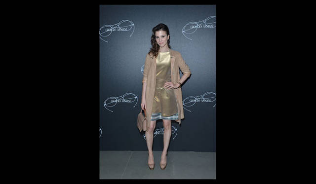 <strong>MIRARI JAPAN ミラリ ジャパン</strong> ミラノファッションウィーク Aylin Tezel