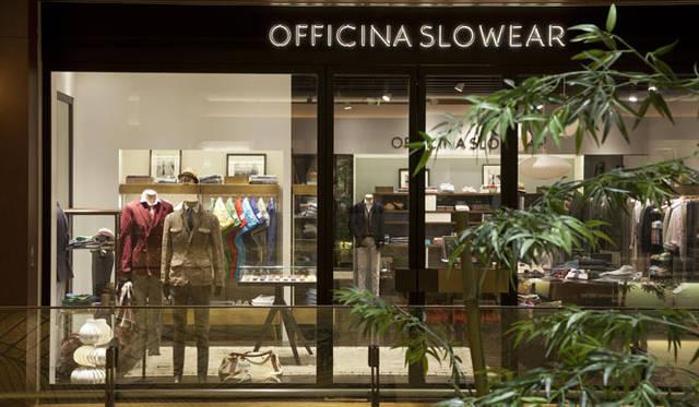 <strong>SLOWEAR|スロ-ウエアジャパン</strong> 「オフィチーナ スローウエア 東京ミッドタウン店」