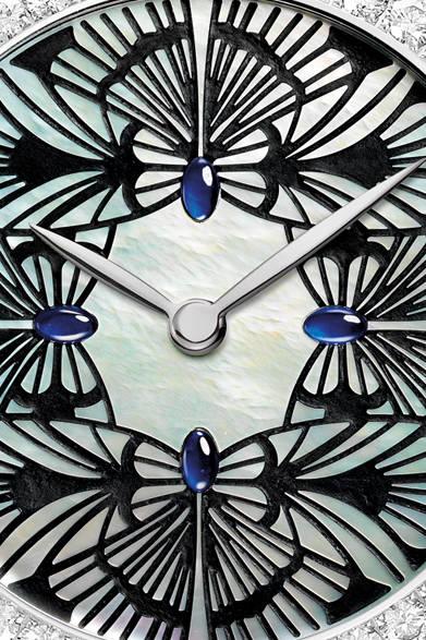 「Attrape Moi|アトラップ・モワ」 ブラックの蝶モチーフ