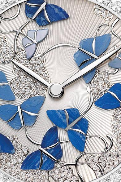 「Attrape Moi|アトラップ・モワ」 ブルーの蝶モチーフ