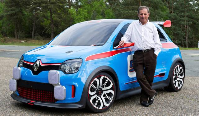 開発には、「ルノー5」でモンテカルロ・ラローを制したドライバー、ジャン・ラニョッティ氏も参加した