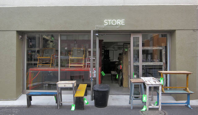 <strong>PUEBCO|プエブコ</strong> 2号店「STORE OF PUEBCO」