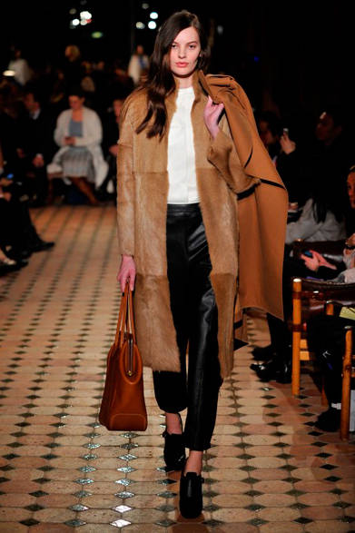 <strong>HERM&#200;S エルメス</strong> 2013年秋冬コレクション