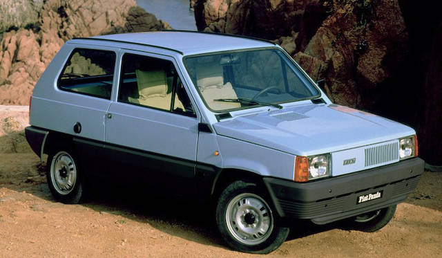 1980年 初代 フィアット パンダ