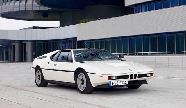 1978年に登場した、BMWのスーパーカー