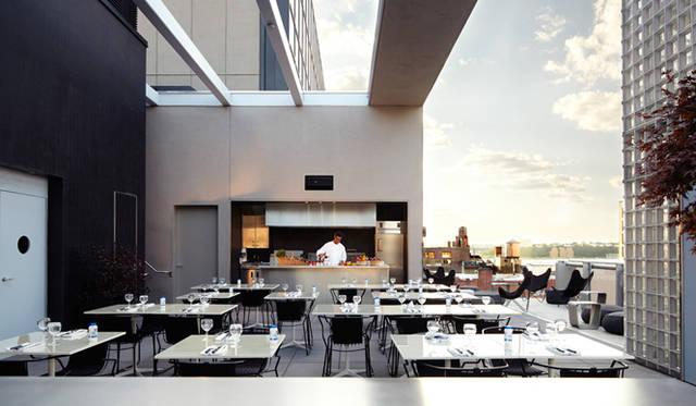 アメリカ・ニューヨーク「Hotel Americano」