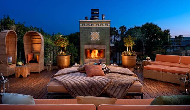 アメリカ・ロサンゼルス「Petit Ermitage」