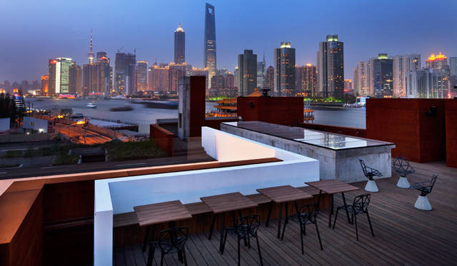 中国・上海「The Waterhouse at South Bund」