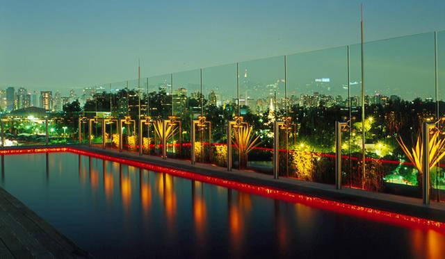ブラジル・サンパウロ「Hotel Unique」
