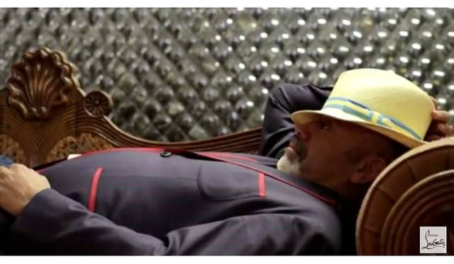 <strong>Christian Louboutin クリスチャン ルブタン</strong> ルブタン氏本人が出演するスペシャルムービーを公開