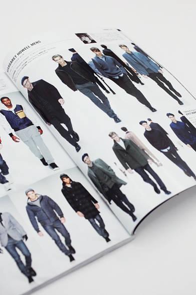 <strong>MARGARET HOWELL|マーガレット・ハウエル</strong><br />『ファッション ニュース』