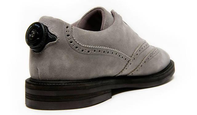 <strong>AUTHENTIC SHOE & Co. オーセンティック・シュー&コー</strong> イノベーションシューズブランド「SPECTUSSHOECO.(スペクタス)」 WING TIP BALMORAL(gray)4万4100円