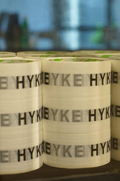 <strong>HYKE|ハイク</strong> 2013-14年秋冬コレクション