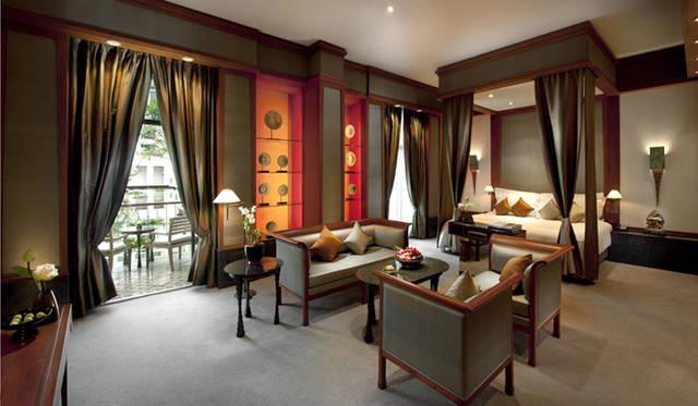 2. タイ・バンコク「The Sukhothai Bangkok」