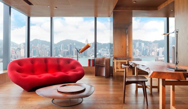 3. 香港・九龍「Hotel ICON」