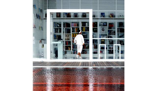 5. タイ・サムイ島「The Library」