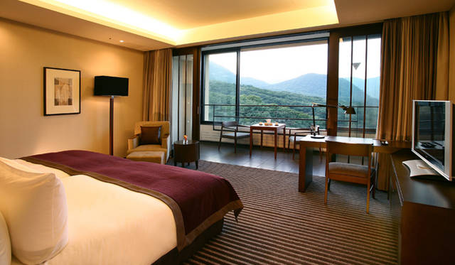 10. 神奈川県・箱根強羅「Hyatt Regency Hakone Resort & Spa」