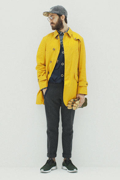 "<strong>so far|ソー ファー</strong> <a href=""/article/17469"" class=""link12lh15blue"">2013-14年秋冬コレクション</a> Burberry Coat 6万9300円、Check Shirts 2万3100円、Inner Boa Vest 4万4100円、Melton Trousers Pants 3万5700円"