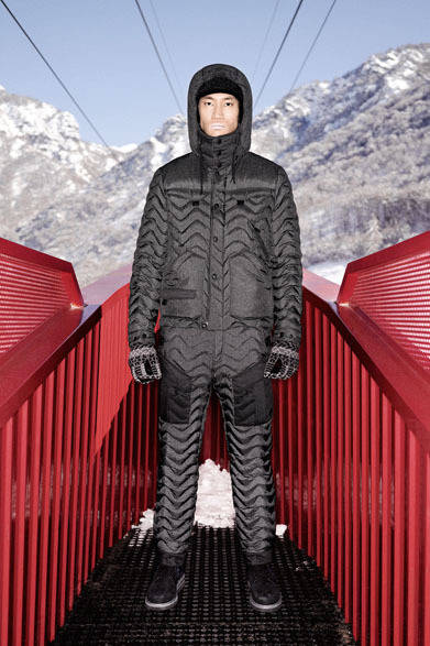<strong>MONCLER W|モンクレール W</strong> 2013-14年秋冬コレクション LANCASTER 21万円