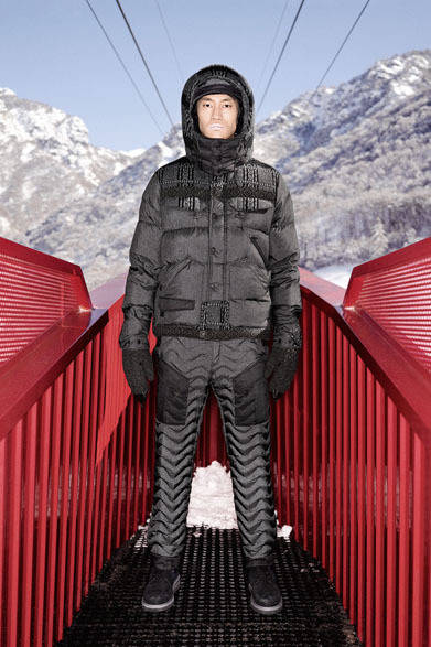 <strong>MONCLER W|モンクレール W</strong> 2013-14年秋冬コレクション REAPER 25万2000円