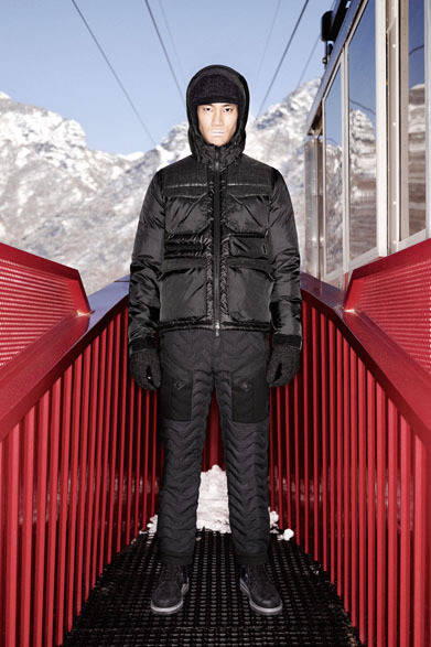 <strong>MONCLER W|モンクレール W</strong> 2013-14年秋冬コレクション FOLGORE 19万9500円