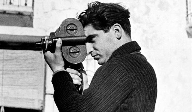 <strong>MOVIE|『メキシカン・スーツケース<ロバート・キャパ>とスペイン内戦の真実』</strong> &#169;Magnum Photos