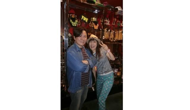 <strong>戸田恵子|7泊8日のニューヨーク・ブロードウェイ三昧の旅</strong> 今回の旅も三ツ矢雄二さんと。また来年も行けるように、お仕事頑張ります!