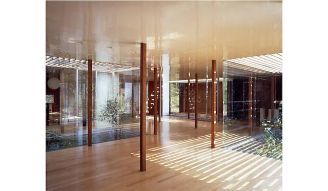 ウィークエンドハウス, 1998 Photo: Jin Hoyoya