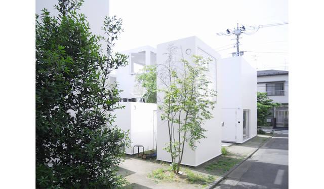森山邸, 2005 Photo: Office of Ryue Nishizawa